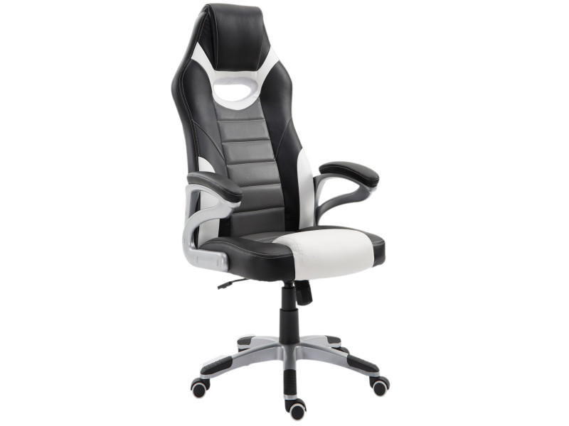 Baquet Gamer Fauteuil Pivotant Racing Style Dossier 0NkP8wnOX