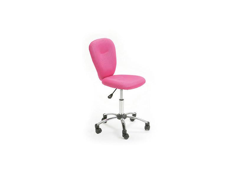 Chaise de bureau enfant rose - child