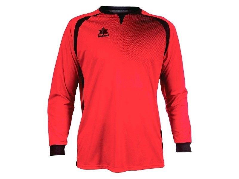 Maillot de football contemporain taille xxs t-shirt à manches longues luanvi area