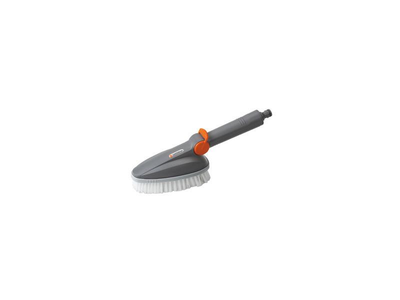 Gardena - brosse de lavage à main à brins durs 557220