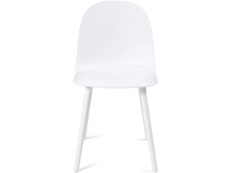 Lot de 2 chaises cuisine design intérieur extrérieur ufi