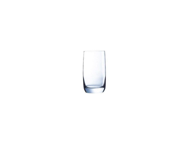 Chef et sommelier lot de 6 verres gobelets vigne - 33 cl 7586153