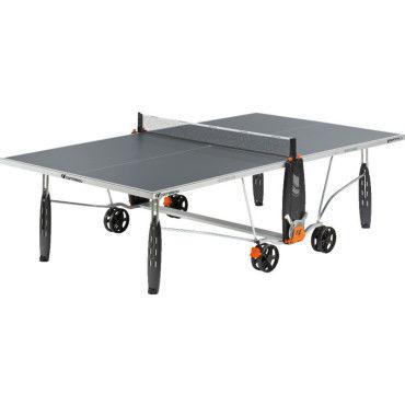 Table ping pong ext rieur sport 150 s 274 x 152 x 76 cm gris vente de cornilleau conforama - Table ping pong exterieur occasion ...