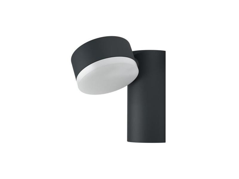 Osram spot applique extérieur endura style 8 w rond gris chaud