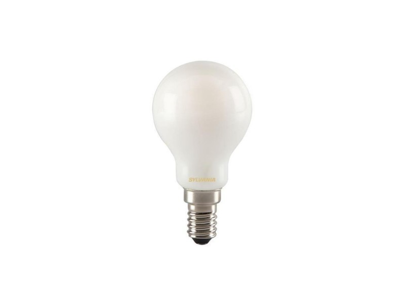 Sylvania ampoule led a filament toledo rt ball e14 4w équivalence 35w