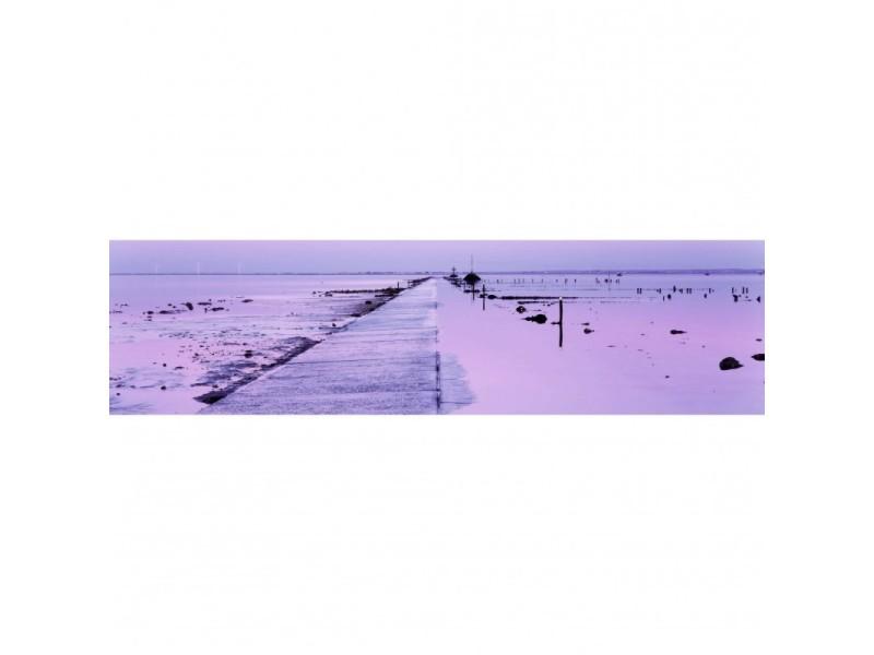 Brise vue 80% occultant maree basse 300 x 80 cm - décoration extérieure brise vent de jardin, balcon ou terrasse