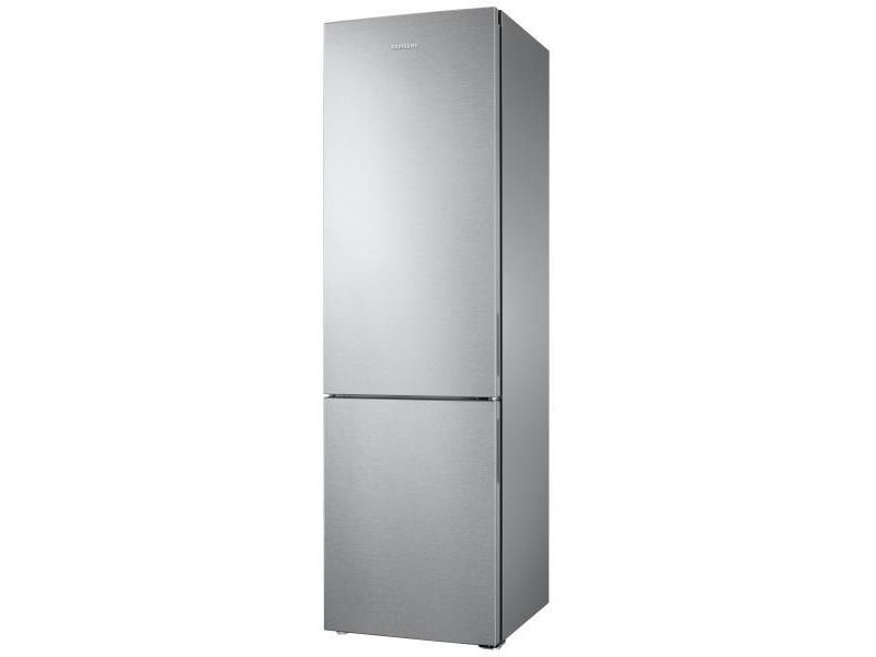Réfrigérateur combiné 353l froid ventilé samsung 59.5cm a+++, rb37j501msa 24107