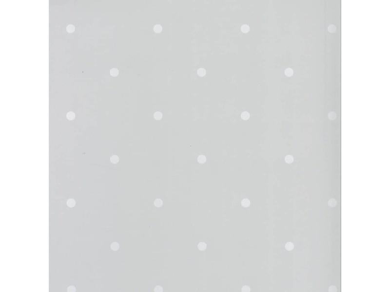 Fabulous world papier peint dots gris et blanc 67105-1 422683