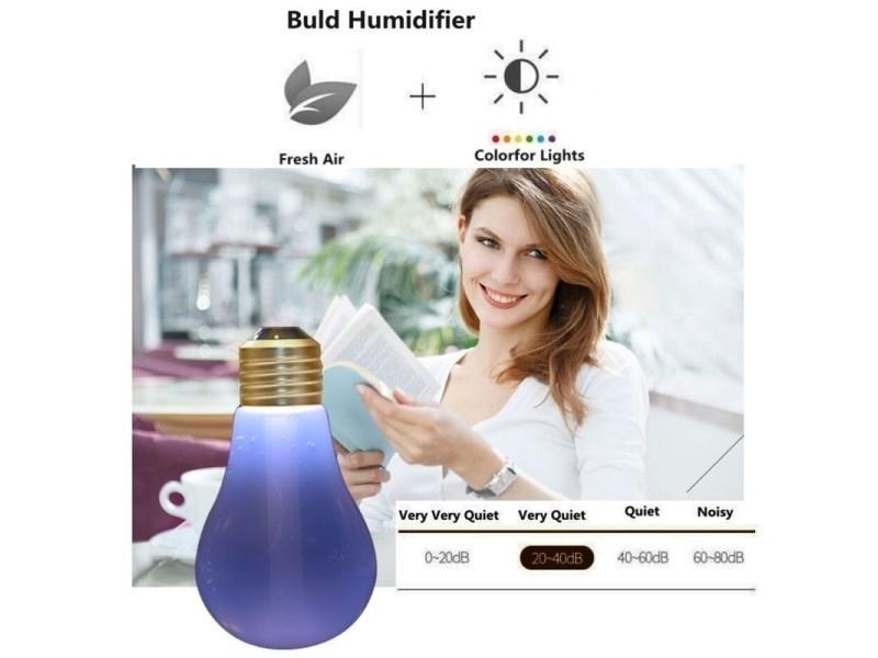 Humidificateur d air blanc pour la maison bureau voiture ml