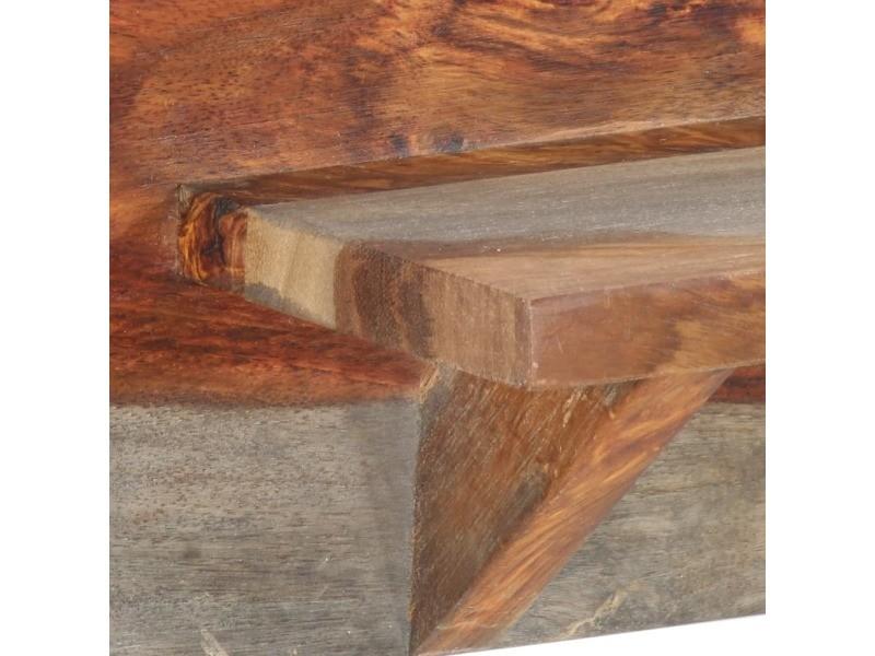 Vidaxl ensemble de meuble tv 4 pcs bois solide 286381
