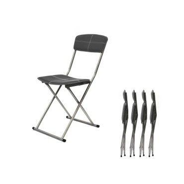 Chaise cuir blanc conforama cool lot de chaises flynn for Chaise cuir blanc conforama