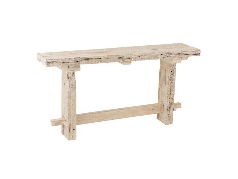 Paris prix - console design en bois \
