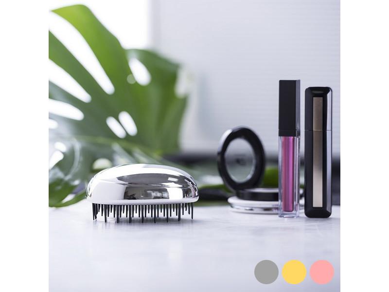 Peignes et brosses moderne couleur argenté brosse démêlante 146001