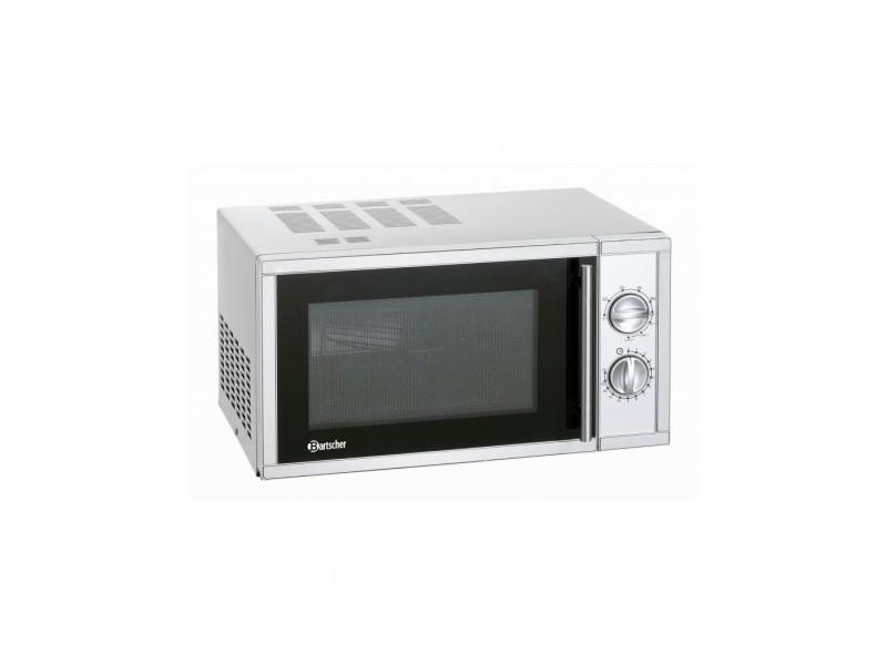 Four à micro ondes professionnel - 23l digital 900 w - bartscher - 2300 cl 425