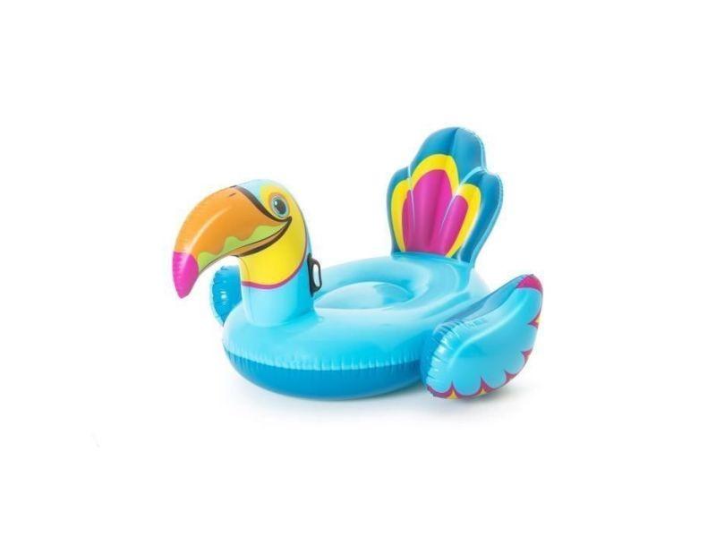 Bestway bouee xxl chevauchable toucan 207 x 150 cm BES6942138959338