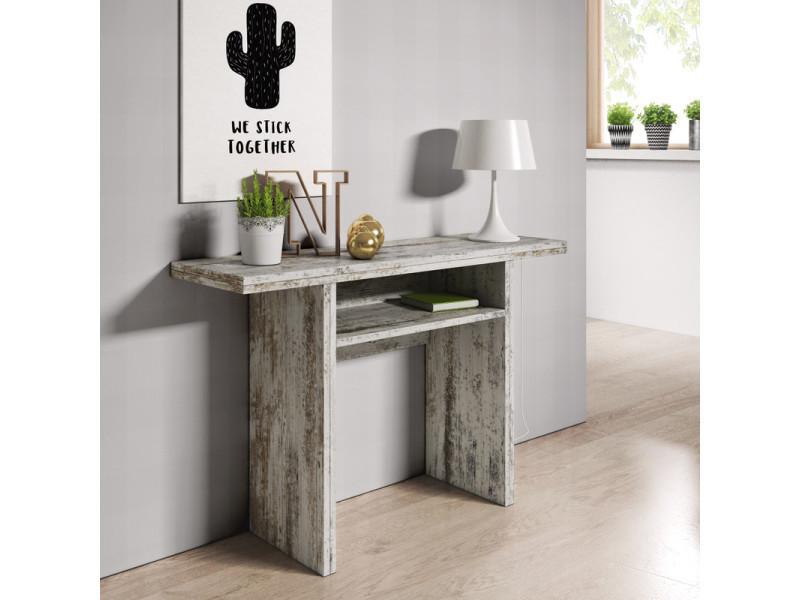 console table extensible venise vintage selsey. Black Bedroom Furniture Sets. Home Design Ideas