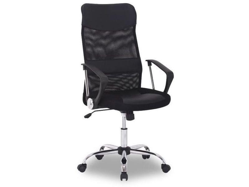 Roulettes De Chaise Bureau Design Avec Noir Vente Coloris HWYEDI29