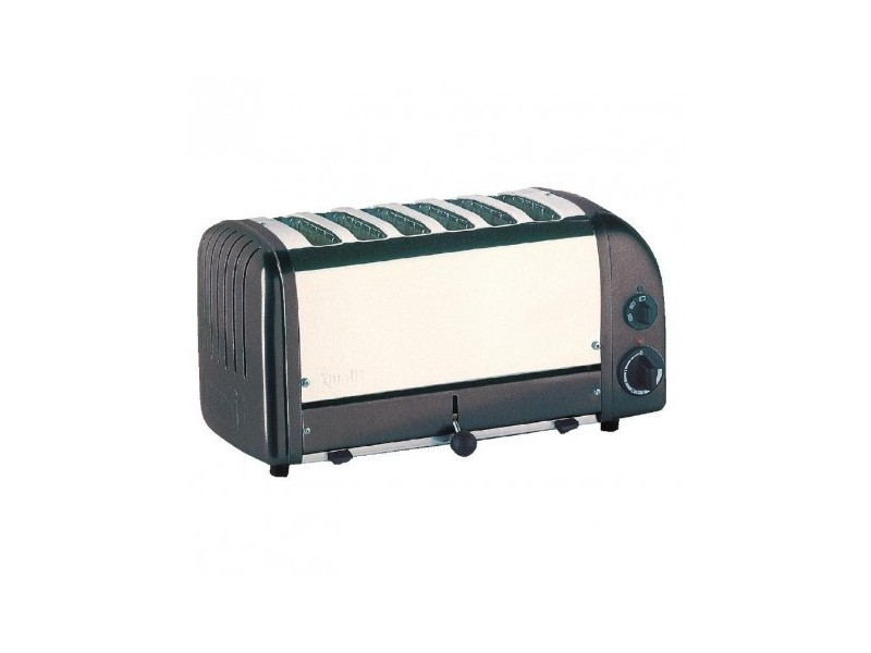Grille pain professionnel toaster - 6 tranches - dualit