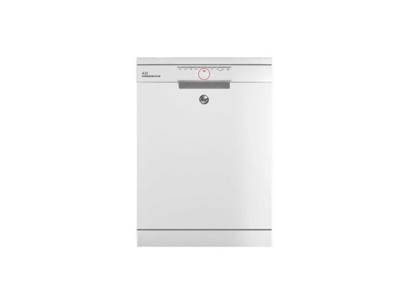 Lave-vaisselle pose libre hoover 16 couverts 60cm a, hoovhdpn4s622pw HOOVHDPN4S622PW