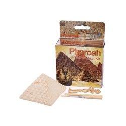 1 kit de fouille momie égyptienne et pyramide