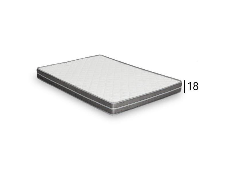 matelas paisseur 18 cm pour canap convertible ouverture rapido couchage 140 197cm 20100847072. Black Bedroom Furniture Sets. Home Design Ideas