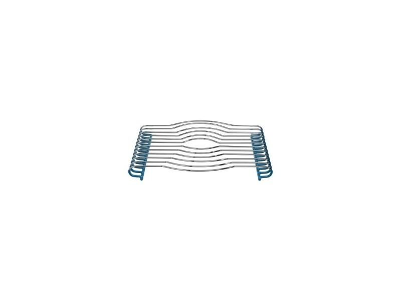 Dessous de plat - 29 x 26 cm - bleu