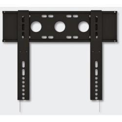 Support tv mural distance du mur 9 mm pour écran lcd led plasma jusqu'à 35 kg 2516003