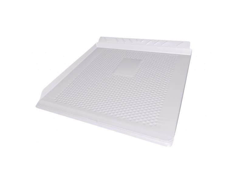 decorwelt Protection pour plaque vitroc/éramique 90 x 52 cm 1 pi/èce Citron vert Plaques de protection anti-/éclaboussures en verre de s/écurit/é Protection pour plaque de cuisson /électrique /à induction