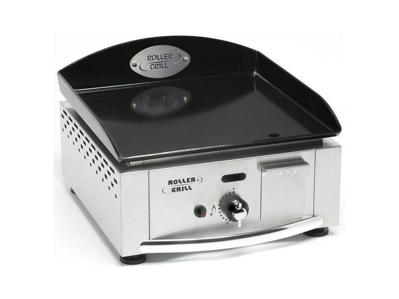 Roller grill - pl 400 g / planchas gaz pl 400 g