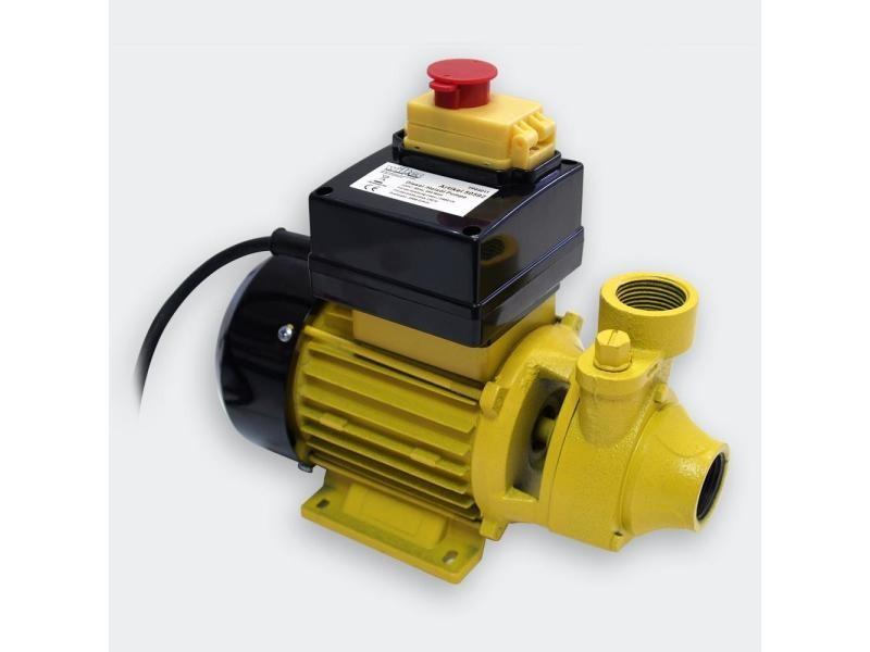 Pompe à fuel gasoil bio 230vac 600w pour 2400l/h helloshop26 3416115