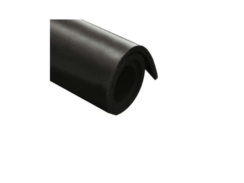 Feuille caoutchouc nitrile 100x140cm épaisseur 4mm NIT4