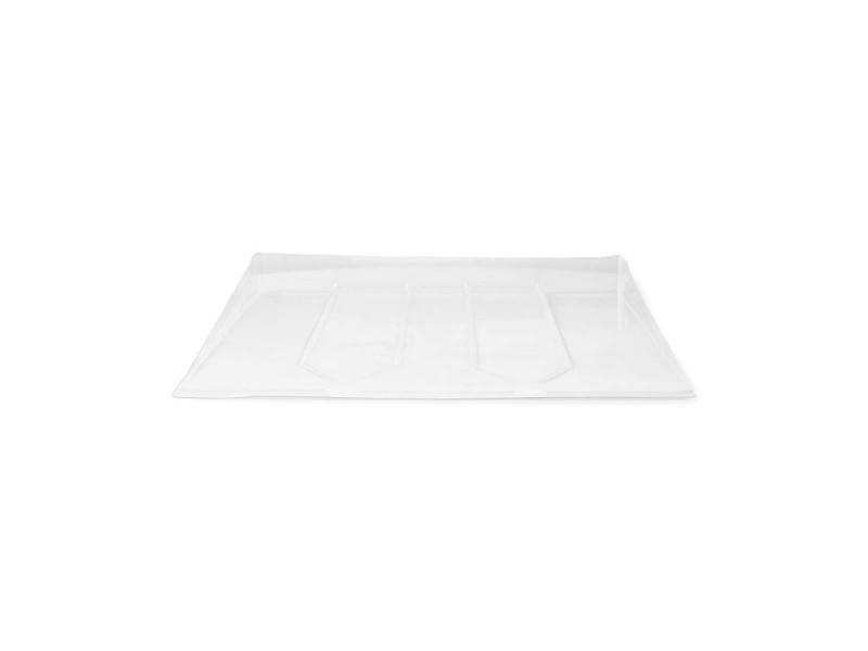 Nedis bac de récupération pour lave-vaisselle 45 cm transparent