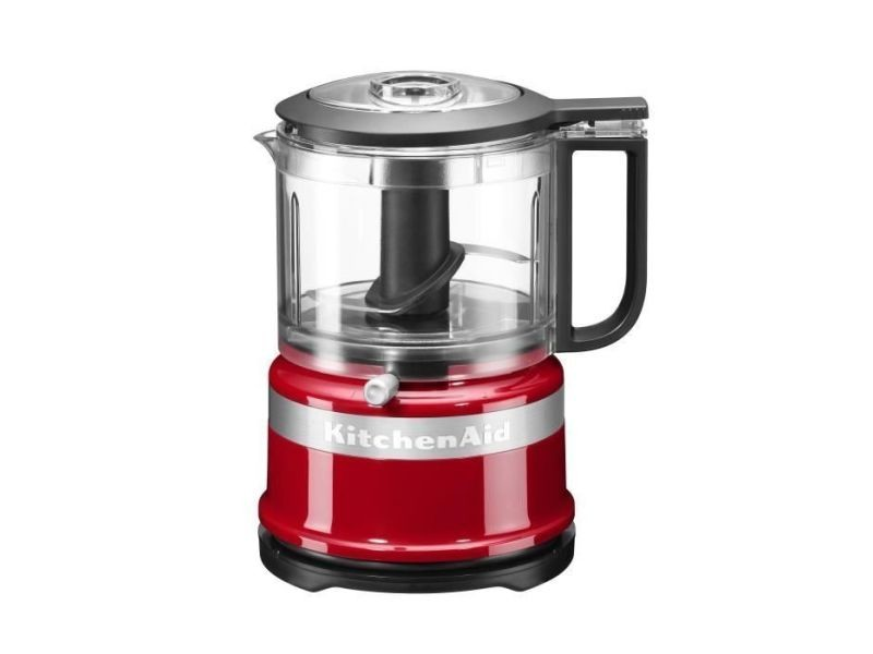 Kitchenaid 5kfc3516eer mini hachoir - rouge empire