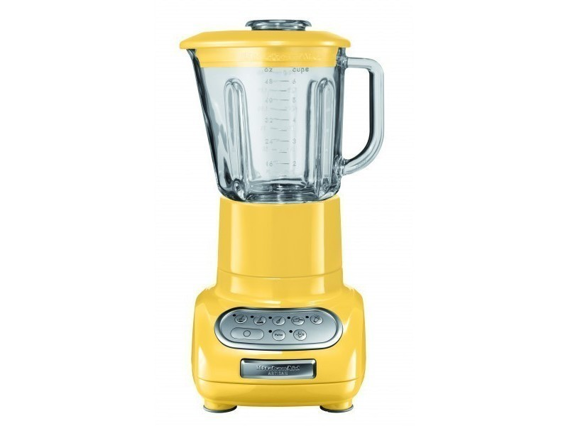 Kitchenaid blender artisan 1.5l jaune 5ksb5553emy