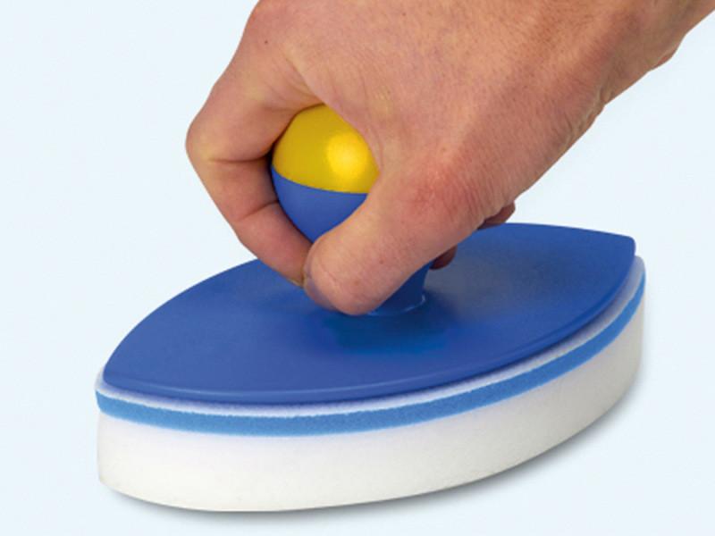 Gomme magique easy pool gom avec poignée - toucan
