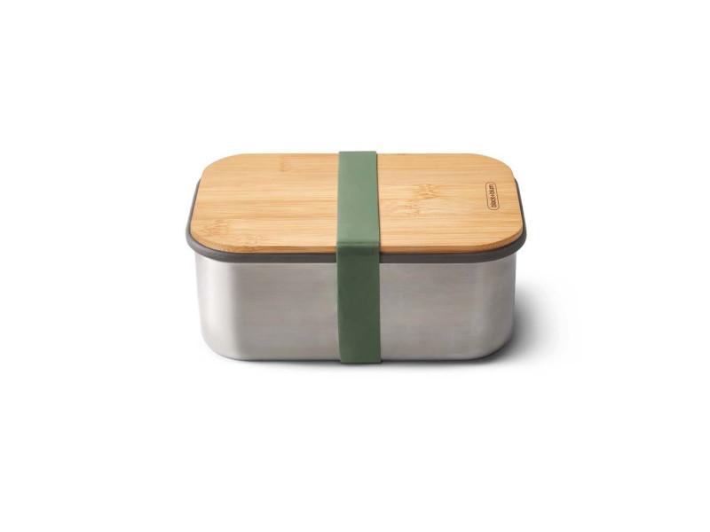 Sandwich box acier vert olive 1.25l