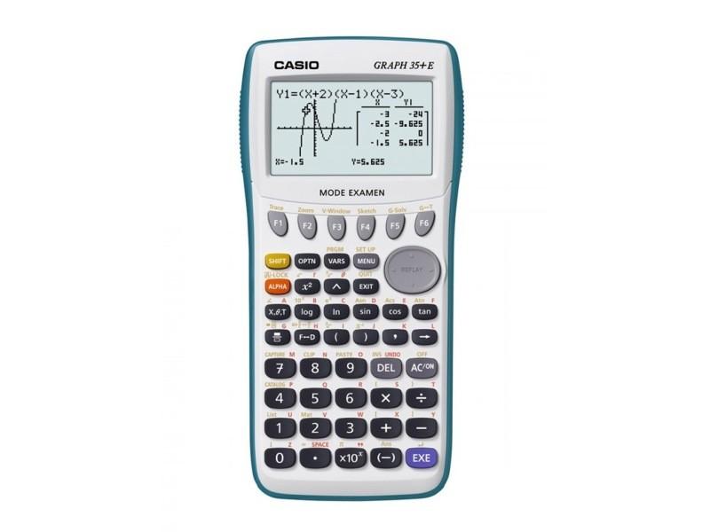 Casio Calculatrice Graphique Graph 35 E Vente De Casio Conforama