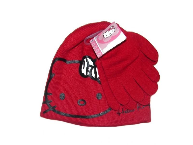 Taille Gants De Rouge Hello Kitty Enfant Bonnet 52 Vente Disney jVGLUMpqSz