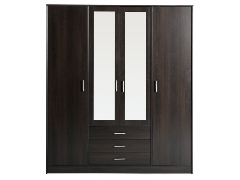 armoire porte coulissante conforama excellent ordinary conforama armoire porte coulissante with. Black Bedroom Furniture Sets. Home Design Ideas