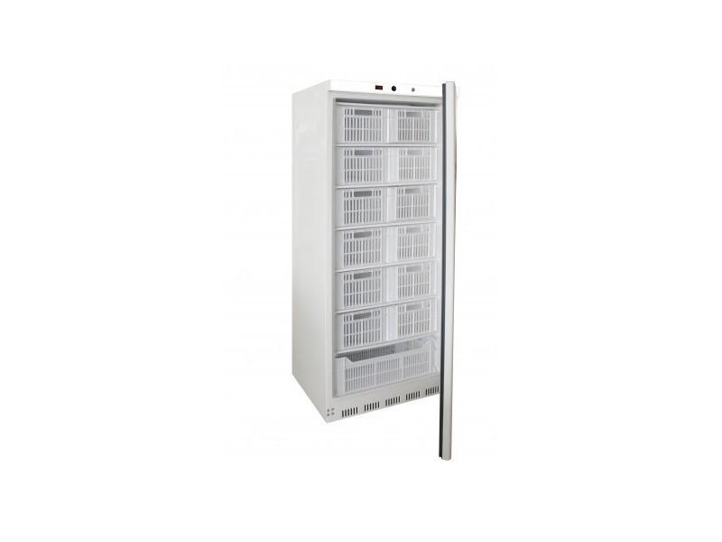 Armoire réfrigérée négative blanche - 600 l - l2g - 1 porte pleine