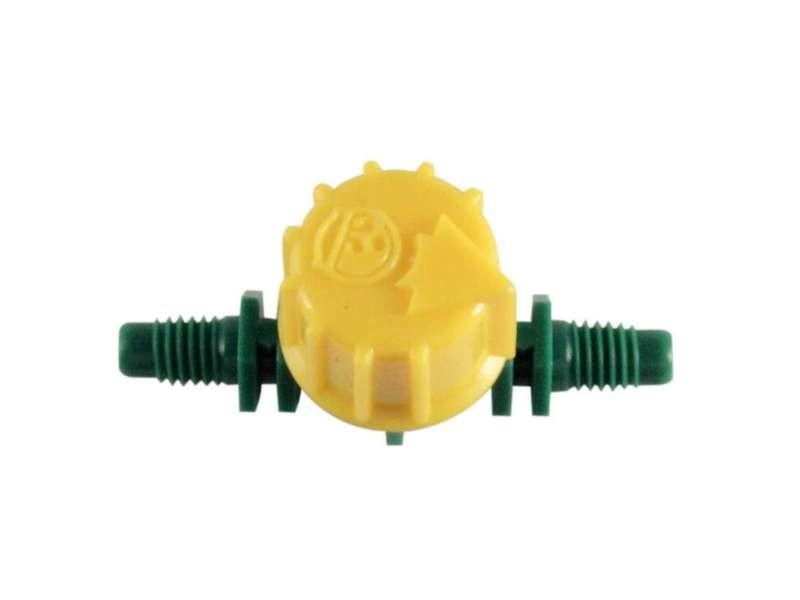 Raccord mini vanne tuyau capillaire 5pcs