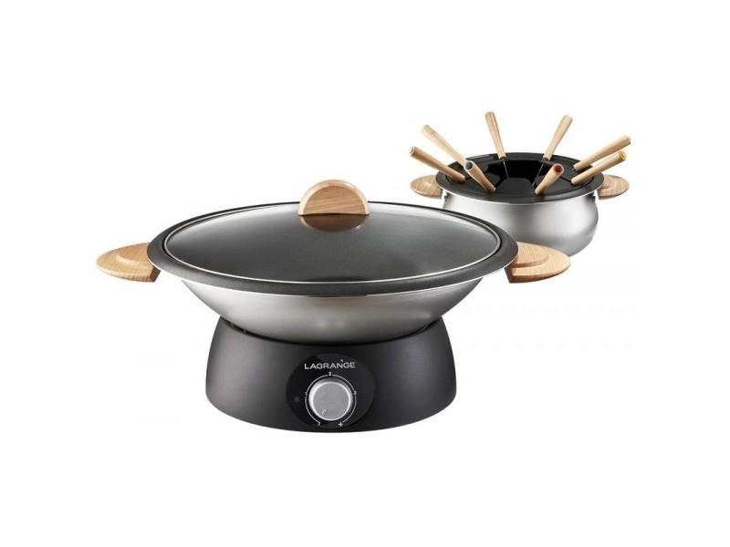 Wok & fondue classic lagrange