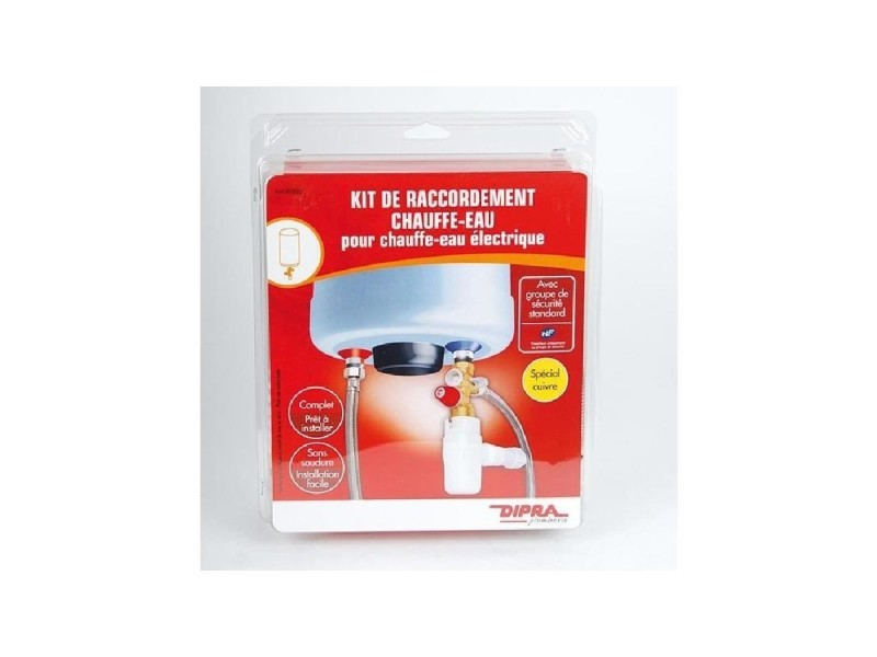 Kit chauffe-eau universel DIP3325319200628