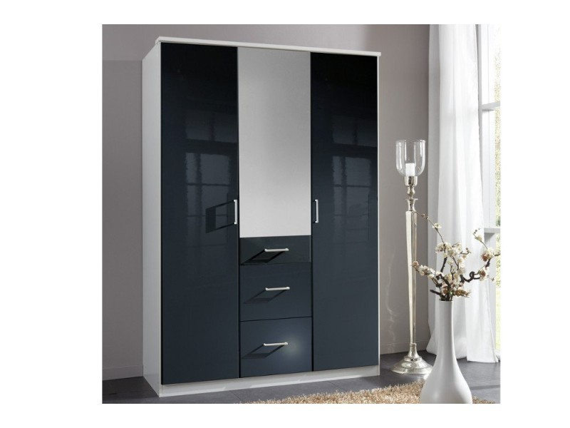 Penderie bois conforama great dco armoire penderie for Armoire sans penderie conforama