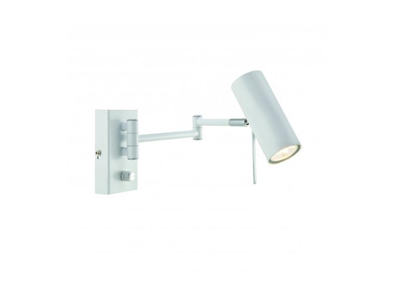 Applique avec bras orientable en métal longueur cm roma vente