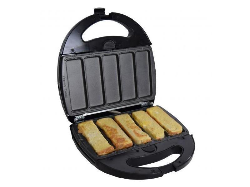 Machine avec plaques de cuisson interchangeables sm-1300w