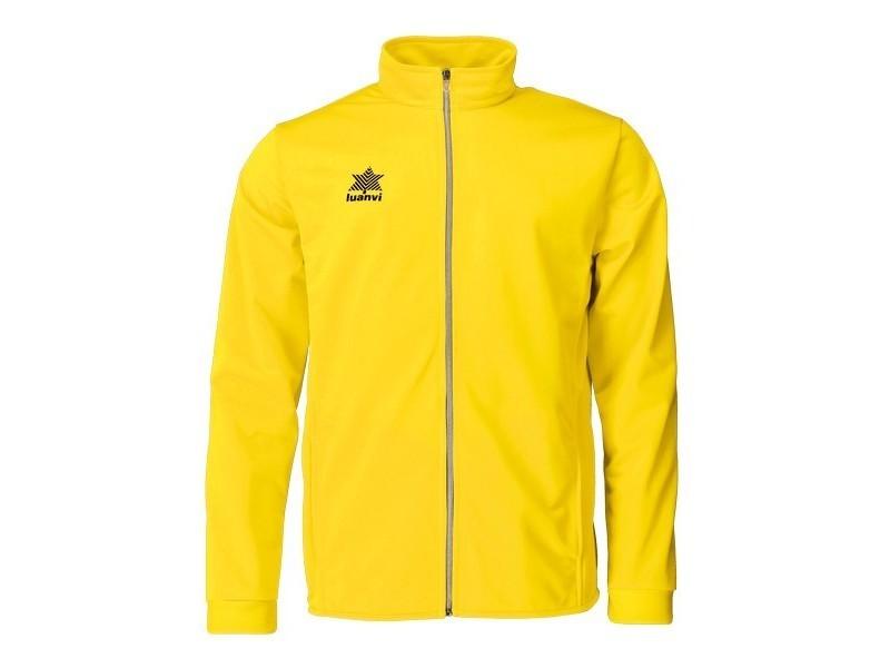 Vestes de sport stylé taille 3xs veste de sport luanvi pol jaune acétate