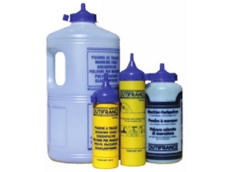 Outifrance - poudre de traçage jaune 113 g 7251110