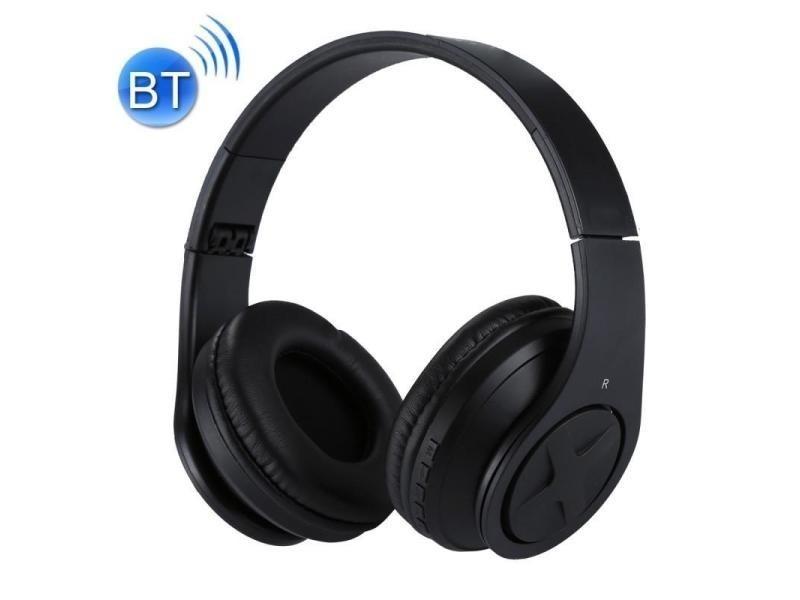 Enceintes Hifi Casque Stereo Sans Fil Bluetooth Haut Parleur Pour