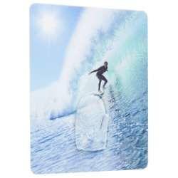Crochet magique : surfeur